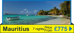 Mauritius Flights and Hotels
