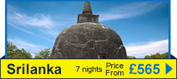 Srilanks Flights and Hotels