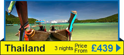 Thailand Flights and Hotels