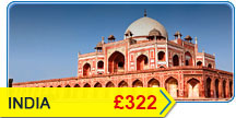 India Flights Offers