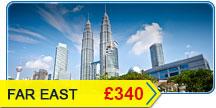 Thailand Flights Offers